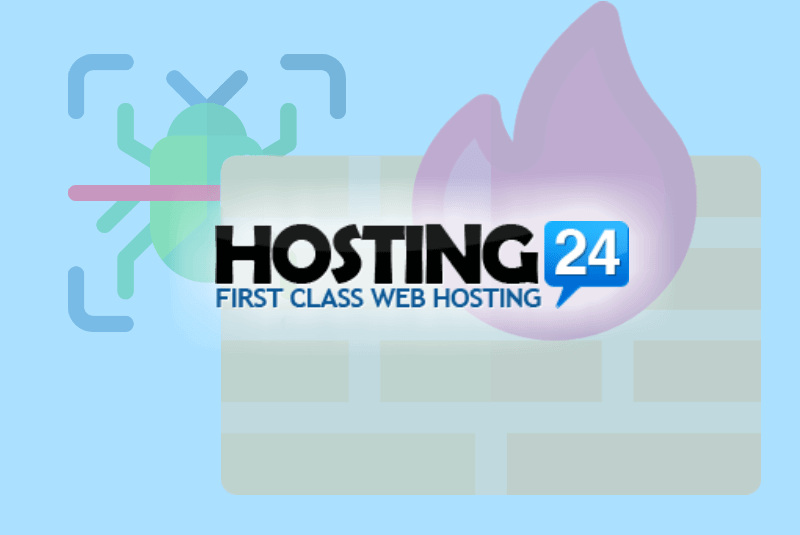 hosting24 security